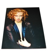 NICOLE KIDMAN Ultra High Quality PHOTOGRAPH w/ Cardboard Backing 10.5x13... - $34.99