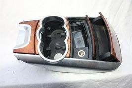 06-09 Mercedes W251 R320 R350 R500 Center Console Cup Holder Ashtray Storage image 8