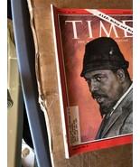 MAGAZINE Time. JAZZ LEGEND THELONIOUS MONK February 28 1964  Free Ship - $247.49