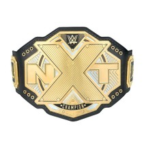 WWE NXT Wrestling Championship Title Belt - $255.39