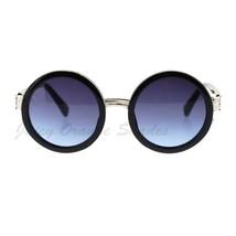 Women's Sunglasses Perfect Vintage Retro Round Circle Frame - $9.95