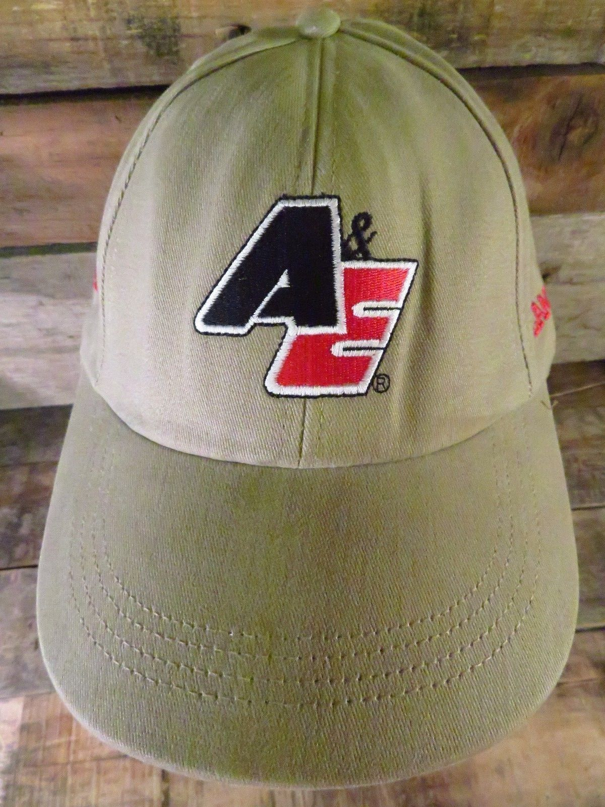 A&E Flame Out There Is A Difference American & Efird Adjustable Adult Hat Cap  - $5.93