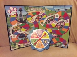 Paw Patrol Adventure Game Replacement Pieces Parts Board Spinner - $6.79