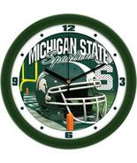 Michigan State Spartans Football Helmet clock - $38.00