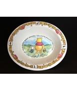 Selandia Winnie the Pooh Bowl Dish Zac Design Melamine - £7.26 GBP