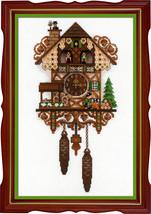 Cross Stitch Kit Riolis Cuckoo Сlock - $35.00