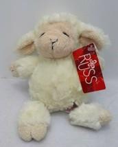 RUSS Dangle Friends Cream Lamb Sheep Plush  - $14.75
