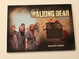 Cryptozoic Walking Dead Season 2 Wardrobe Walker Horde M29 - $10.89