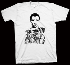 Anna May Wong T-Shirt Shanghai Express The Thief of Bagdad Movie Hollywo... - $14.95
