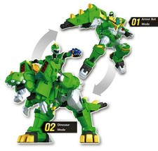Miniforce Tyra Jackie Transformation Action Figure Super Dinosaur Power Toy image 2