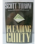 Pleading Guilty BOOK By Turow Scott  - $4.00