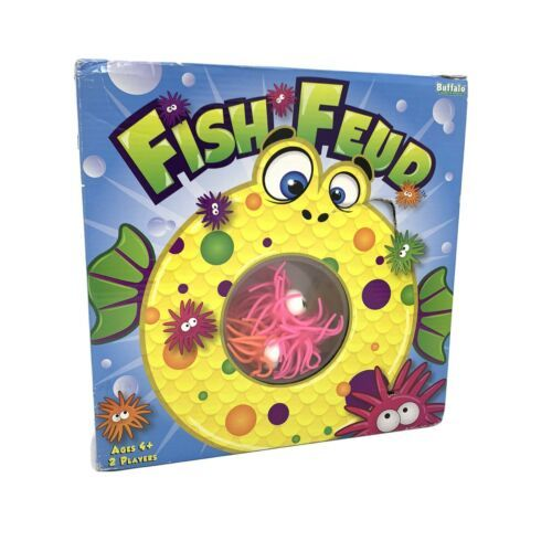 Primary image for Fish Feud Game - New Damaged - Box