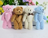 Bow tie joint teddy bear plush toys gift diy creative handmade jewelry accessories thumb155 crop