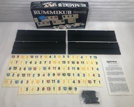 The Original Rummikub Game (1990) Pressman - $14.43