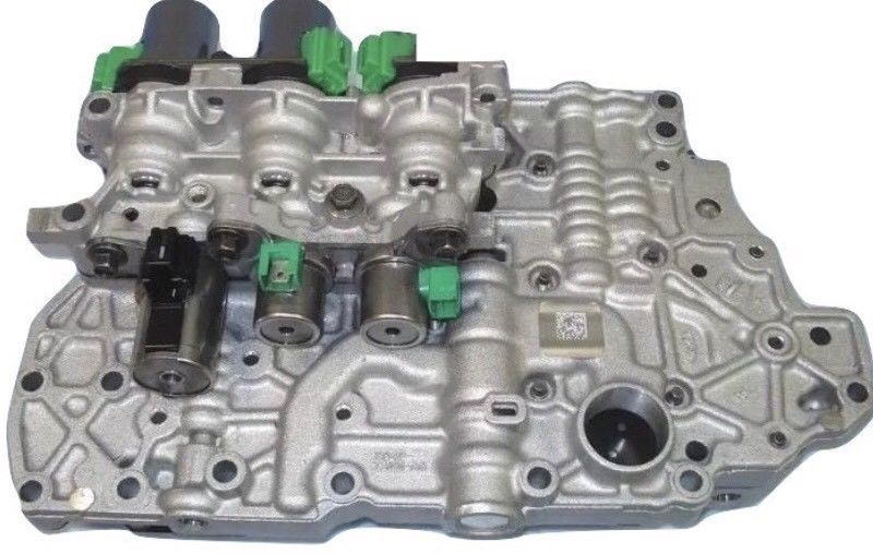 FNR5 FS5A-EL TRANSMISSION VALVE BODY And SOLENOIDS 05UP FORD FUSION
