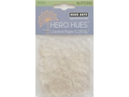 Hero Arts Hero Hues Clear Buttons #CH106 image 1
