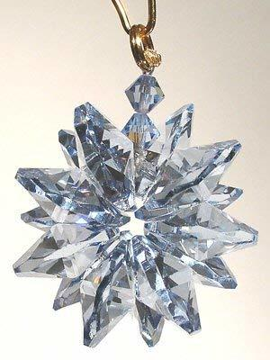 J'Leen Light Sapphire Small Suncluster with Austrian Crystal