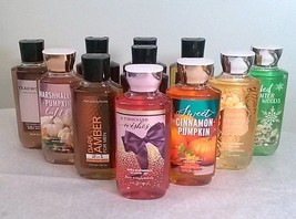 Bath & Body Works Signature Collection Shower Gel 2-in-1 Hair & Body Wash CHOOSE - $9.95