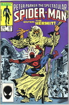 The Spectacular Spider-Man Comic Book #97 Marvel 1984 VERY FINE UNREAD - $3.99
