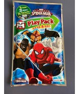 Marvel Ultimate Spider Man Grab & Go Play Pack Book to Color & Stickers - $2.99