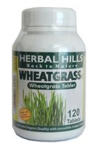 Wheatgrass 120 Tablets BUY ONE GET ONE FREE BY HERBAL HILLS - $22.87