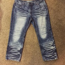 Encrypted Supply Co Jeans Sz 50 Gently Used - $12.00