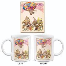 Hippee Love - Haight-Ashbury - Flower Power - 1967 - Pop Art Mug - $23.99+