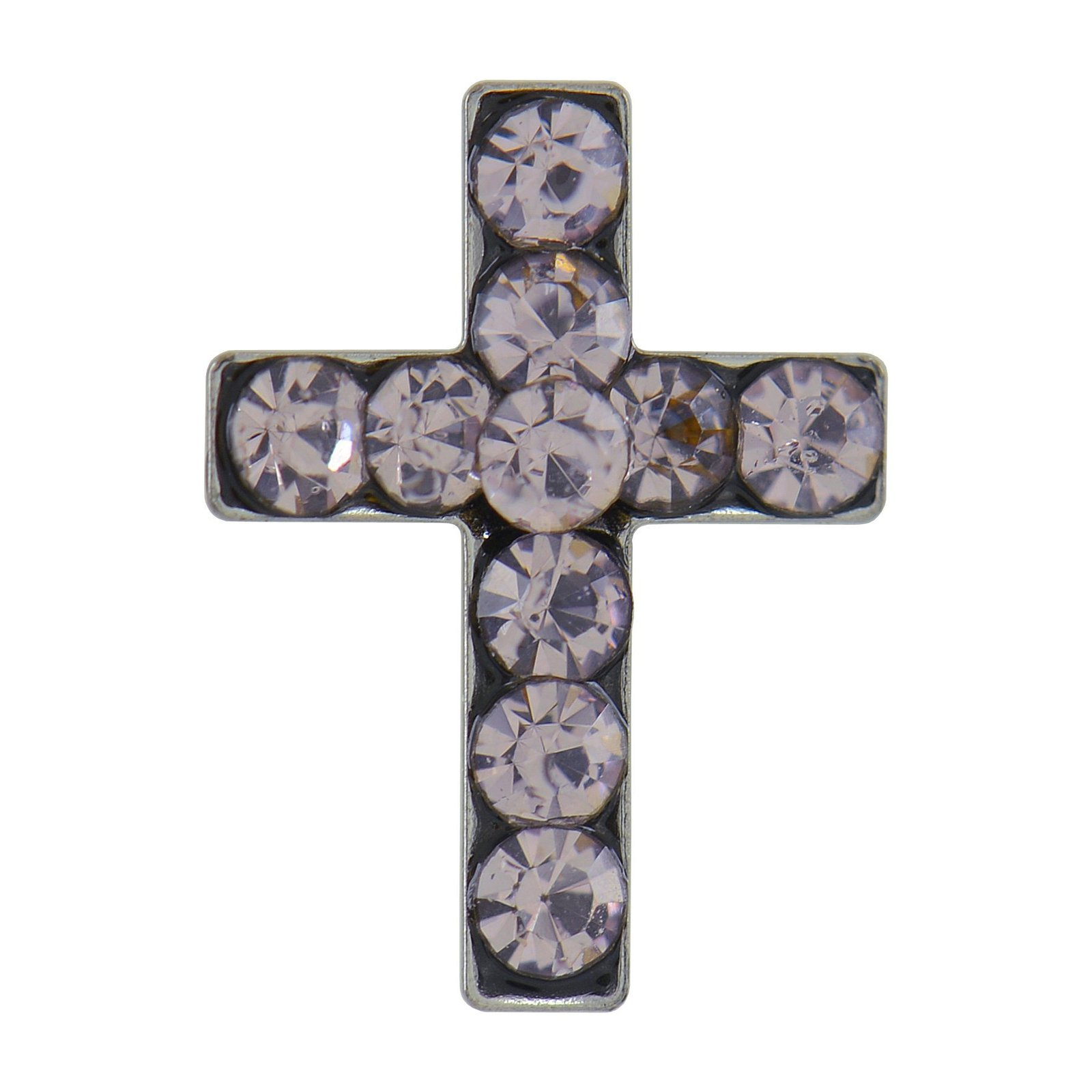 Primary image for Studex Sensitive Alexandrite Crystal Cross Stainless Steel Hypo-allergenic Stud