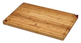Bamboo Cutting Board With Knife Sharpener - £43.87 GBP