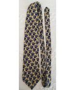 JERRY GARCIA Silk Neck Tie LANDSCAPE WITH EYE Collection Ten 100% Silk    - $14.95
