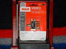 New in package RCA Video 2-Splitter-VH47R - $7.43