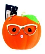 BATH & BODY WORKS Pumpkin Pocketbag Holder  AS IS - $5.94