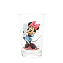 Disney Minnie Mouse 8-oz Juice Glasses - 4 Count  New collectible - $18.99