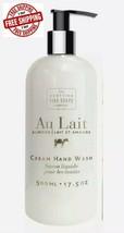 SCOTTISH FINE SOAPS AU LAIT ALMOND HAND WASH 17.5 OZ  PUMP X 2 - $32.71