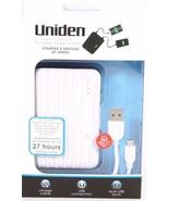Uniden 6000mAh Portable power pack 27 hours talk time - $29.14