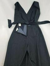 Nuevo Calvin Klein Mujer Mono Mono Pantalones Top CD9D11MT Azul Marino 4 Msrp image 9