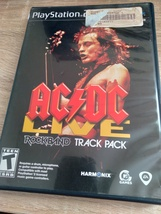 Sony PS2 AC/DC Live RockBand Track Pack image 1