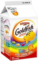 Pepperidge Farm Goldfish, Colors, 30-ounce carton - $15.99