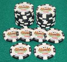 $500 Pro Vegas Casino Chips *Super High Quality* Poker Chip 11.5 Grams (... - $8.56