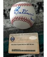 Bobby Doerr Red Sox Signed MLB w/HOF 86 Inscription (imperfect) Steiner ... - $29.99