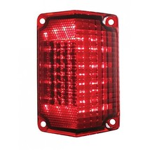 United Pacific 30 LED Tail Light Lens For 1968-69 Chevy El Camino & Station Wago - $55.59