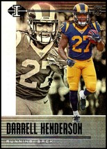 2019 Panini Illusions Retail #98 Darrell Henderson NM-MT Los Angeles Rams - $2.99