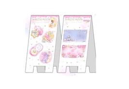 Sailor moon Crystal Japan memo sticky post it romance black story series Moon - $18.98