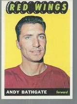 1965-66 Topps #48 Andy Bathgate EX - $19.78