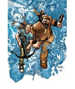 A&A: The Adventures of Archer & Armstrong Volume 1: In the Bag [Paperbac... - $9.85