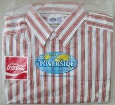 Coca Cola vintage employee mint sealed shirt circa 1960's - $65.00