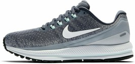 NIKE WOMEN'S AIR ZOOM VOMERO 13 SHOES light carbon white 922909 002 MSRP - £61.77 GBP