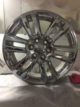 Oem 09 10 11 12 13 14 15 Gmc Acadia Wheel 20 Inch 6 Double Spoke Scuffed WJ3D9 - $287.09