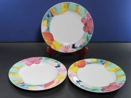 "Mikasa Maxima Super Strong China Exotic Garden Bread Plates 6.5"" X 3 - $16.48"