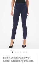 Skinny Ankle Pants With Secret Smoothing Pockets: 10 Tall - $27.69